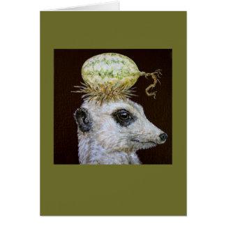 /Twi la tarjeta del meerkat