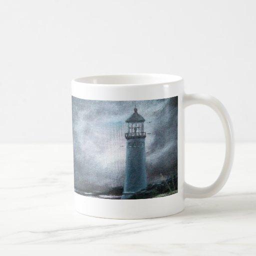 Twi-Lighthouse Mug