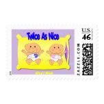 Twice As Nice Postage Stamp