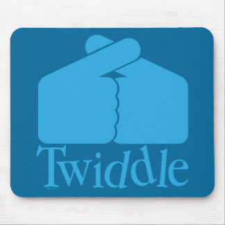 Twiddle Mouse Pad