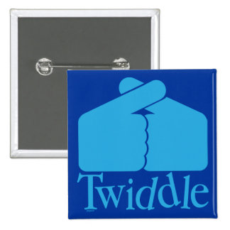 Twiddle Pinback Button