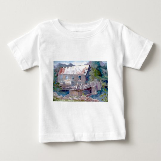 Twiddys Mill, Ontario Baby T-Shirt