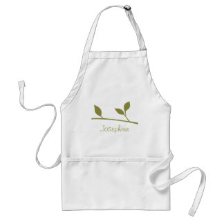 Twig and Leaf Adult Apron