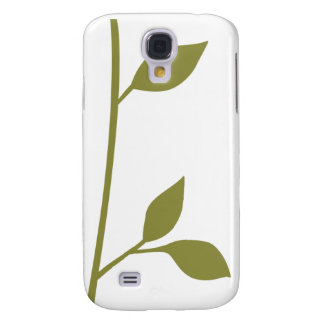 Twig and Leaf Samsung Galaxy S4 Covers