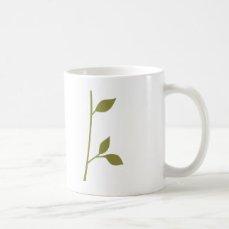 Twig and Leaf Coffee Mug