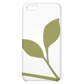 Twig and Leaf iPhone 5C Cases