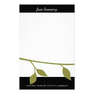 Twig and Leaf Stationery