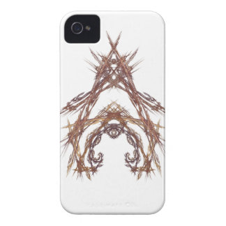 Twig Mask iPhone 4 Cover