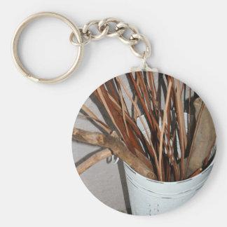 Twig Vase Keychain