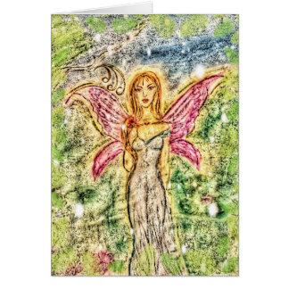 twighlight fairy card
