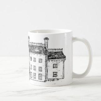 Twighlight Manor the manor itself Classic White Coffee Mug