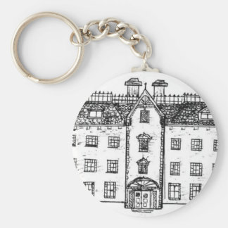 Twighlight Manor the manor itself Keychain