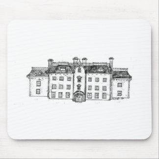 Twighlight Manor the manor itself Mouse Pad
