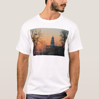 Twilight at the Nauvoo Temple T-Shirt