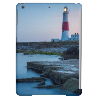 Twilight at the Portland Bill Lighthouse Cover For iPad Air