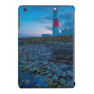 Twilight at the Portland Bill Lighthouse iPad Mini Cover