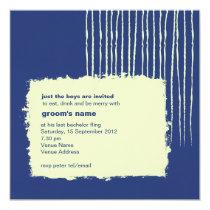 Twilight Bachelor Party Invitation