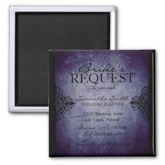Twilight Business Magnet