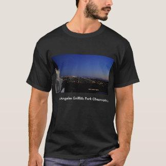Twilight City Lights Observatory T-Shirt