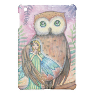 Twilight Companions Owl and Faerie iPad Case