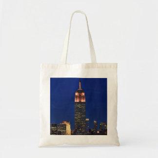 Twilight: Empire State Building lit up Pink - 03 Bag