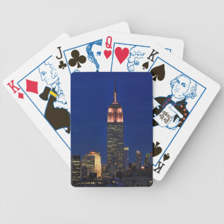 Twilight: Empire State Building lit up Pink - 03 Card Deck