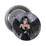 Twilight Fairy Pin Badge