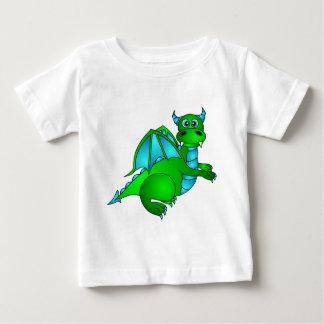 Twilight Flight - Cute Green & Blue Dragon Tees