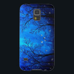 "Twilight Galaxy S5 Case<br><div class=""desc"">This image was originally created using acrylics on canvas by artist Jaime Best</div>"