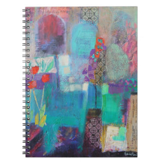 Twilight Garden 2012 Notebook