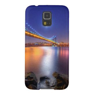 Twilight, George Washington BridgePalisades, NJ. Cases For Galaxy S5