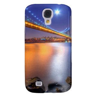 Twilight, George Washington BridgePalisades, NJ. Galaxy S4 Case