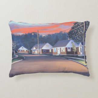 Twilight Glow 1997 Accent Pillow