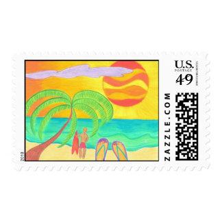 Twilight Glow Stamp