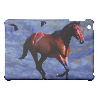 Twilight horse cover for the iPad mini