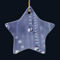 Twilight in Crystal Ornament