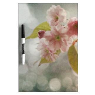 Twilight in the Garden Dry-Erase Whiteboard