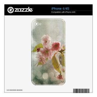 Twilight in the Garden iPhone 4S Decals