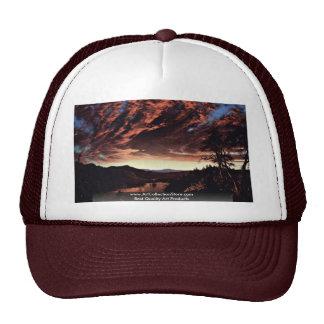 Twilight In The Wilderness Trucker Hat