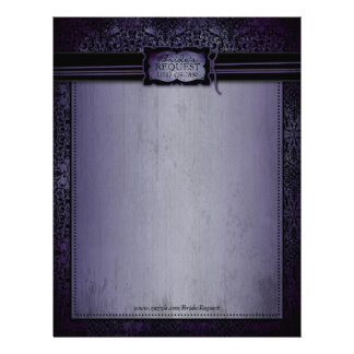 Twilight Letter Head Letterhead