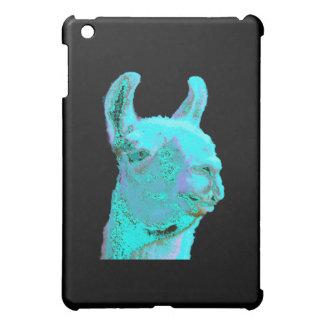 Twilight Llama, turqoise llama, llama head Case For The iPad Mini