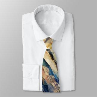 Twilight Magic Tribal Native Men's Necktie