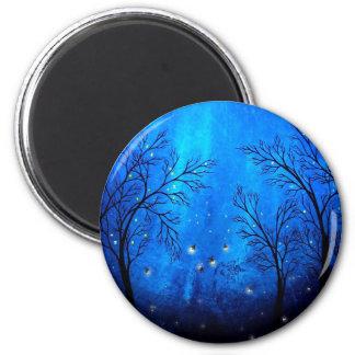 Twilight 2 Inch Round Magnet
