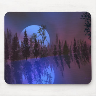 Twilight Mouse Pad