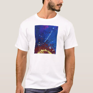 TWILIGHT (outer space art) ~ T-Shirt