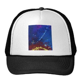 TWILIGHT (outer space art) ~ Trucker Hat