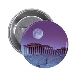 Twilight Parthenon Pinback Button
