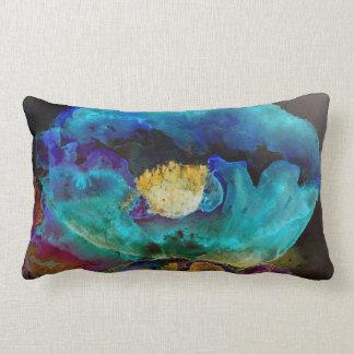 Twilight Poppy Throw Pillow