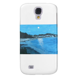 Twilight Reflections in Blue Samsung Galaxy S4 Case