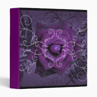 Twilight Rose - Multipurpose Binder